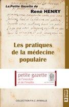 Les pratiques de la médecine populaire