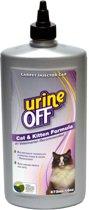 Urine off kat / kitten vlekverwijderaar injector 473 ml