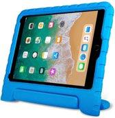 Apple iPad Pro 12.9 2018 hoesje - Kids-proof draagbare tablet case - blauw