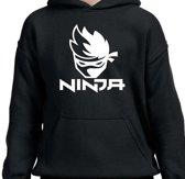 Hoodie sweater | game | ninja | maat medium