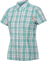 Regatta-Wmns Mindano IV-Outdoorshirt-Vrouwen-MAAT XXL-Turquoise