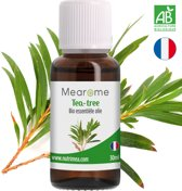Tea Tree olie - bio oil - etherische olie - MEAROME - 30ml