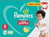 Pampers Luierbroekjes Baby Dry Nappy Pants Maat 6 (15+kg) - 84 broekjes