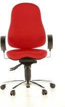 Topstar Sitness 10 - Bureaustoel - Orthopedisch - Rood