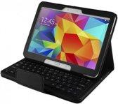 qMust Bluetooth Keyboard (removable) met Case Samsung Galaxy Tab 3 10.1 (Black)