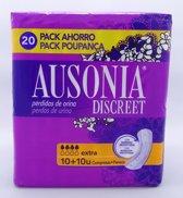 Ausonia Maandverband - Discreet Extra 20 stuks