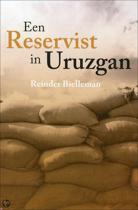 Een reservist in Uruzgan