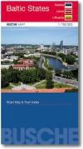 Baltic States 1 : 750 000