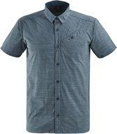 Brockwell Shirt M - outdoor blouse - heren - blauw