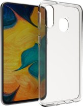 Accezz Cover TPU Clear Galaxy A40 2019