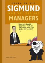 Sigmund weet wel raad met managers