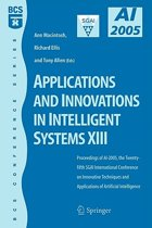 Applications and Innovations in Intelligent Systems XIII