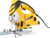 Powerplus POWX0360 Decoupeerzaag – 810 W - Incl. 6 zaagjes