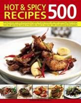 500 Hot & Spicy Recipes