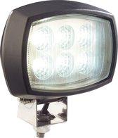 Westfalia LED werklamp voor trekker 6 x 3 Watt 1 stuk