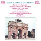 Famous French Overtures / Hayman, PNRO, C-SRSO