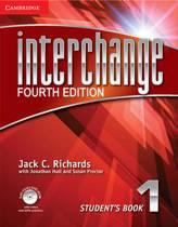 Interchange 1 student's book + selfstudy dvd-rom