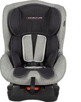 X-adventure Go Baby - Autostoel - Grey