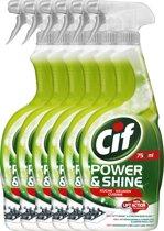 Cif Keuken Spray - 6 x 750ml - Voordeelverpakking