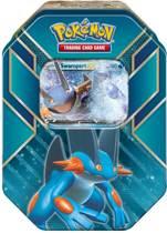Pokemon Swampert EX tin - Pokémon kaarten