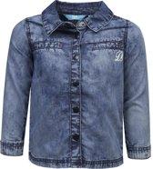 Lief! Lifestyle blouseje blue denim