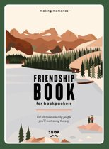 Friendship book for Backpackers