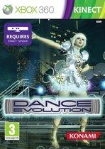 Dance Evolution - Kinect
