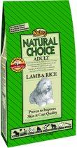 Nutro Choice Dog Adult - Lam & Rijst - Hondenvoer - 12 kg