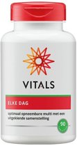 Vitals Elke Dag - 90 Tabletten - Multivitamine