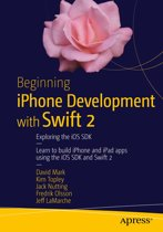 Beginning iPhone Development with Swift 2