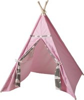 Speeltent - Tipi tent - Roze