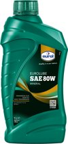 Eurol Eurolube SAE 80W GL1 1L
