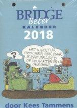 Bridge Beter kalender 2018