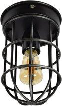 Urban interiors - Barn - Plafondlamp - Ø12 x 22  - vintage black