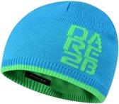Dare2b-Thick Cuff Beanie-Wintersportmuts-Unisex-MAAT 152-Blauw