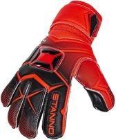 Stanno Flash LTD  Keepershandschoenen - Maat 5  - Unisex - rood/zwart