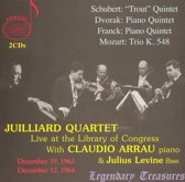 Juilliard Quartet Live At The Loc V