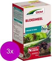 Dcm Bloedmeel Organische Stikstof - Moestuinmeststoffen - 3 x 1.5 kg (K)