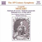 Mozart Leopold: Symphonies