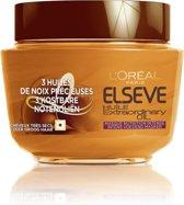 L'Oréal Paris Elsève Extraordinary Oil - Zeer Droog, Uitgedroogd Haar - 300 ml - Haarmasker