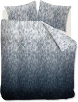 Kardol Harmonies - Dekbedovertrek - Eenpersoons - 140x200/220 cm - Blauw