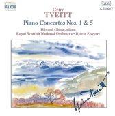 Tveitt:Piano Concertos Nos.1&5