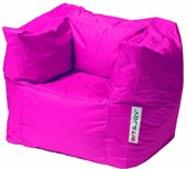 Sit and Joy Lounge Chair - Zitzak - Roze
