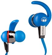 Monster iSport - In-ear oordopjes - Blauw