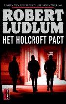 Boek cover Het Holcroft Pact van Robert Ludlum (Paperback)