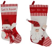 Small Foot - Kerstdecoratie - Wit