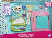 Littlest Petshop Mini Playset Flashy Photo Booth