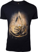 Assassin s Creed Origins - Hieroglyph Crest Men s T-shirt - XL