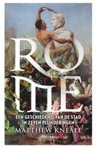 Boek cover Rome van Matthew Kneale (Paperback)