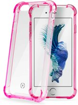 Celly Armor Cover Hoesje iPhone 6/6s roze